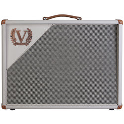 Victory V40 Deluxe Guitar Combo Amp - Cream