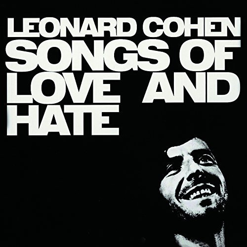 View larger image of Leonard Cohen - Songs Of Love And Hate LP