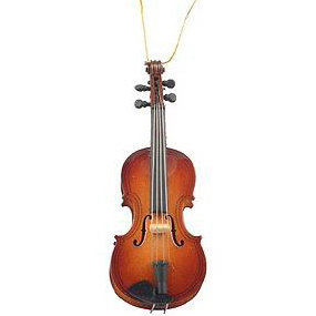 View larger image of Violin Ornament