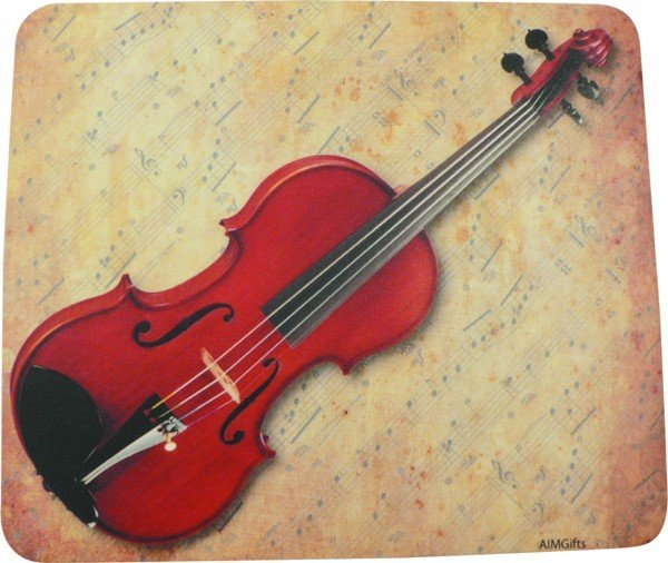 View larger image of Violin Sheet Music Mouse Pad