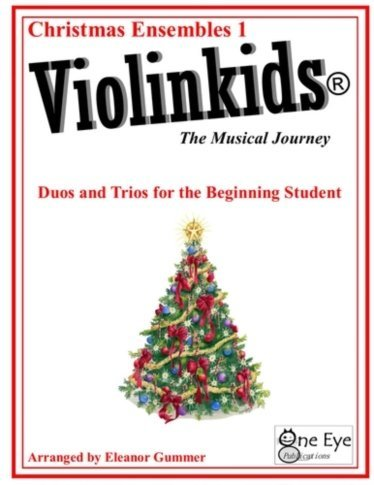 View larger image of Violinkids Christmas Ensembles 1