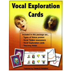 Vocal Exploration Cards