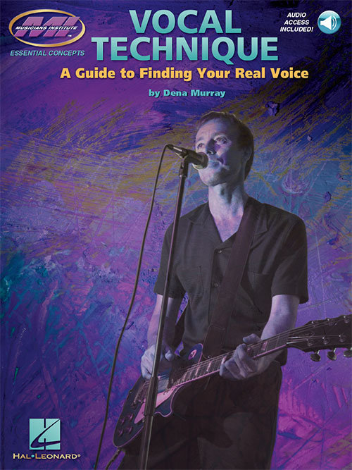 View larger image of Vocal Technique - A Guide To Finding Your Real Voice w/Online Audio