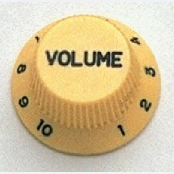 View larger image of Volume Knobs - Cream
