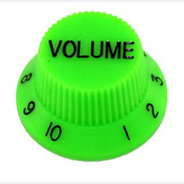 View larger image of Volume Knobs - Green