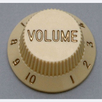 View larger image of Volume Knobs - Parchment