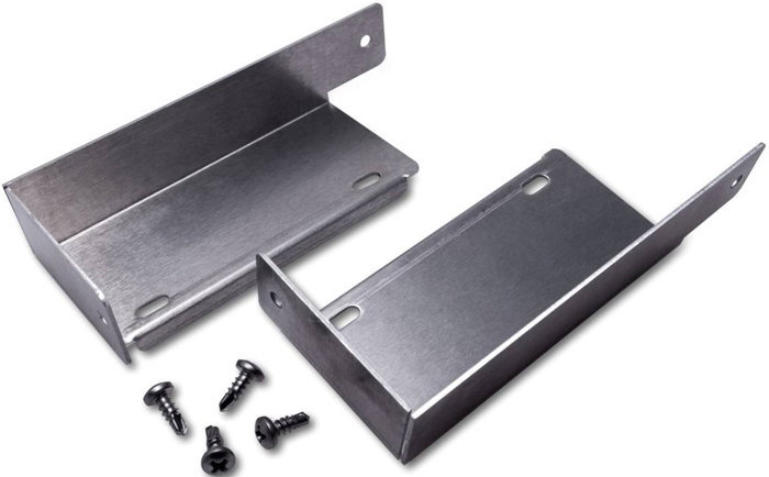 View larger image of Voodoo Lab Brackets for Pedaltrain