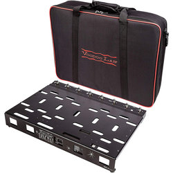 Voodoo Lab Dingbat PX Pedalboard with Pedal Power 4x4 & PX-8 PLUS