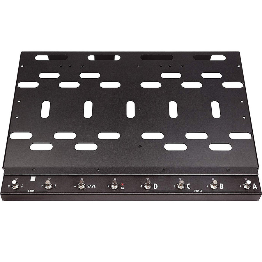 View larger image of Voodoo Lab Dingbat PX Pedalboard with PX-8 PLUS