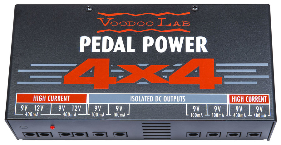 View larger image of Voodoo Lab Pedal Power 4x4 Isolated Power Supply