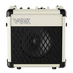 Vox Mini5 Rhythm Ivory Guitar Amp