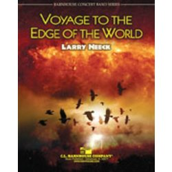 Voyage to the Edge of the World - Score & Parts, Grade 3