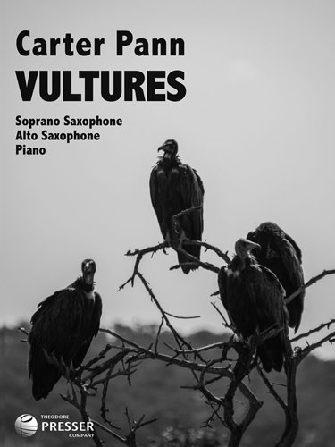 View larger image of Vultures (for Two Saxophones) - Alto & Soprano