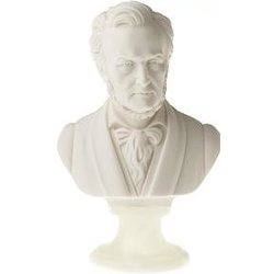 Wagner Bust - Small, 4-1/2