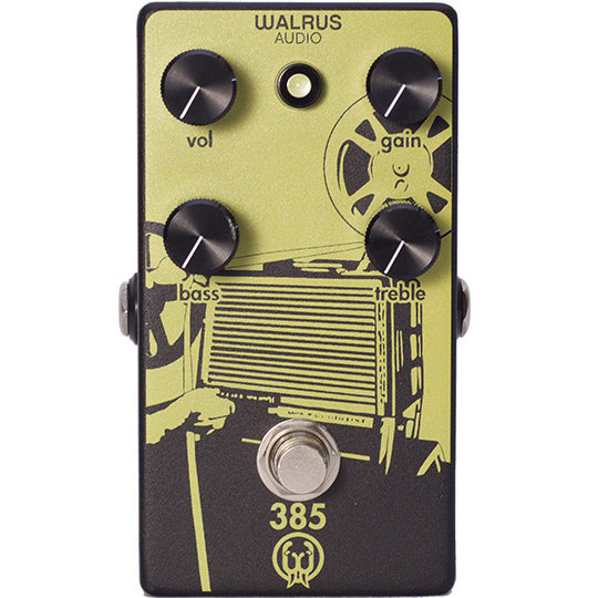 View larger image of Walrus Audio 385 Overdrive Pedal