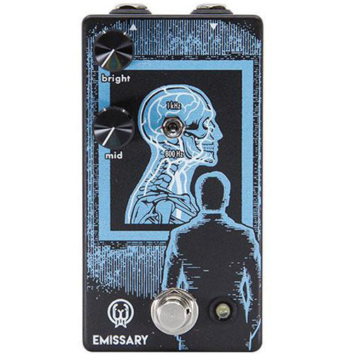 View larger image of Walrus Audio Emissary Parallel Boost Pedal