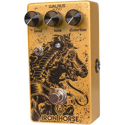 Walrus Audio Iron Horsr V2 Distortion Pedal