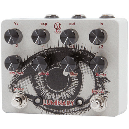 View larger image of Walrus Audio Luminary V2 Quad Octave Generator Pedal