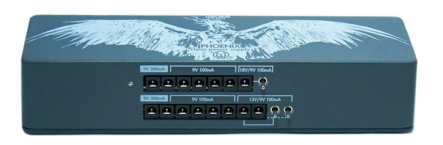 View larger image of Walrus Audio Phoenix 120V Power Supply