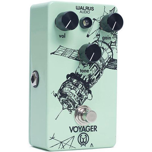 View larger image of Walrus Audio Voyager Preamp/Overdrive Pedal