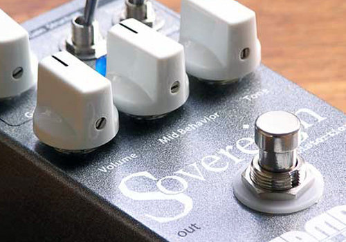 View larger image of Wampler Sovereign Distortion Pedal