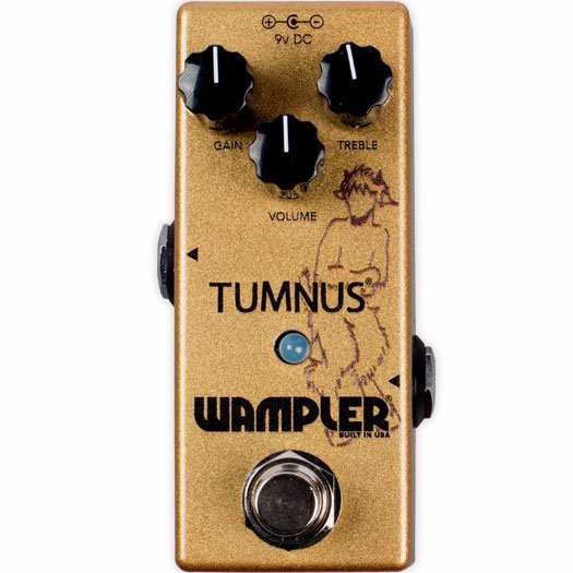 View larger image of Wampler Tumnus Compact Overdrive Pedal