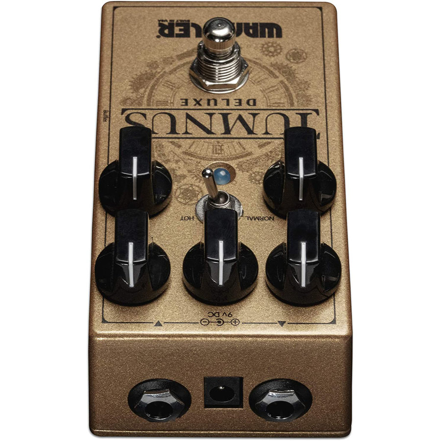 View larger image of Wampler Tumnus Deluxe Overdrive Pedal