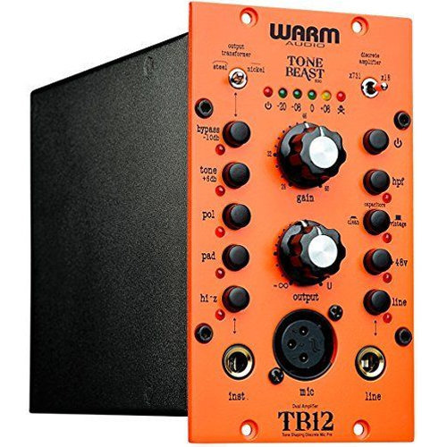 View larger image of Warm Audio TB12 500 Microphone Preamp
