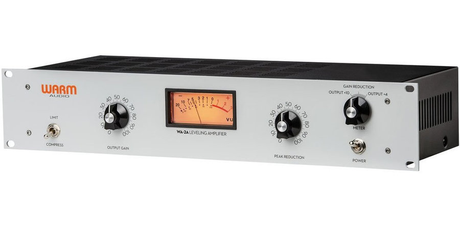 View larger image of Warm Audio WA-2A Optical Compressor