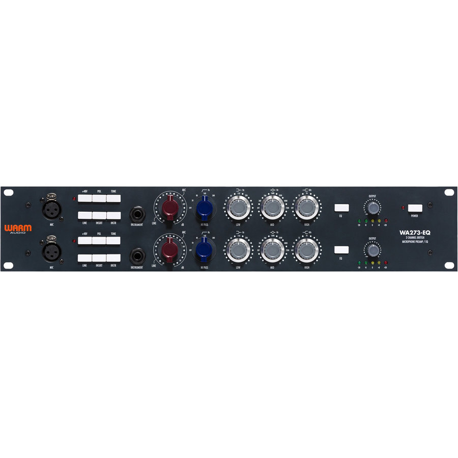 View larger image of Warm Audio WA273-EQ Microphone Preamp & EQ