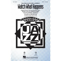 Watch What Happens - ShowTrax CD