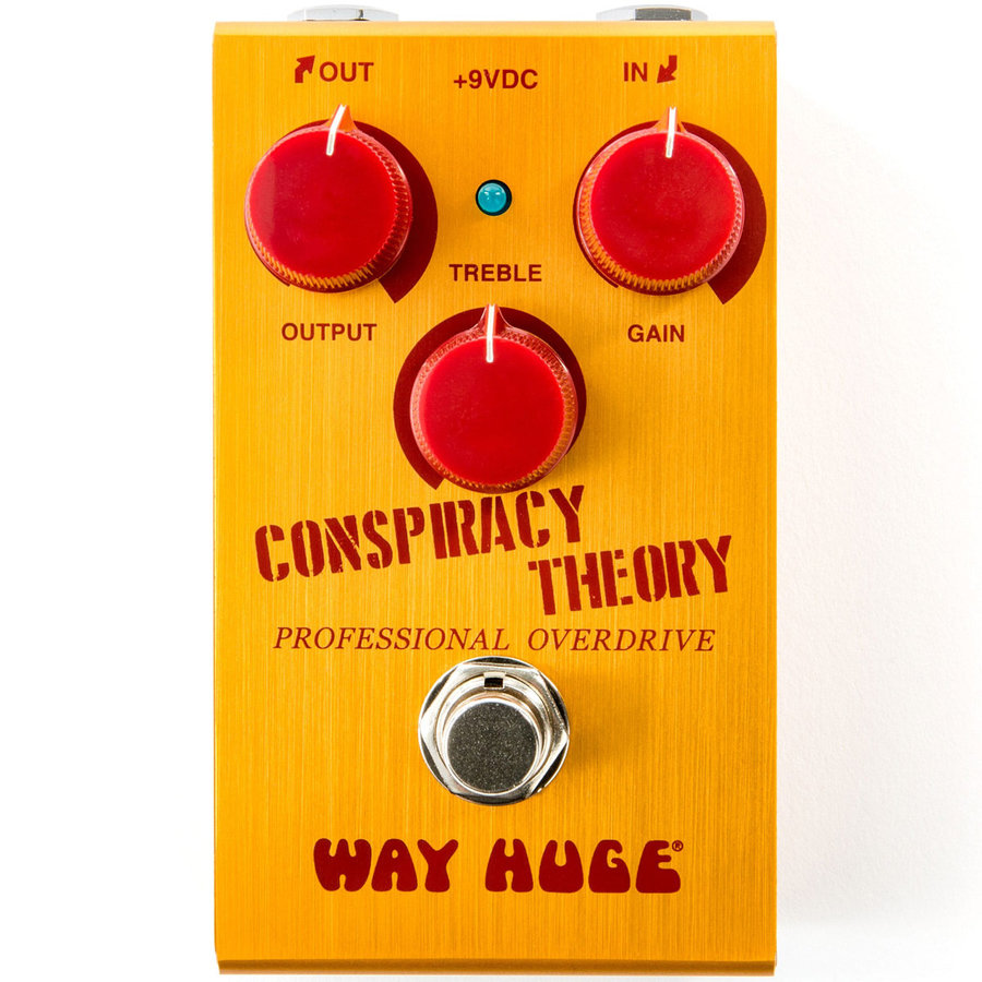 View larger image of Way Huge Smalls Conspiracy Theory Professional Overdrive Pedal