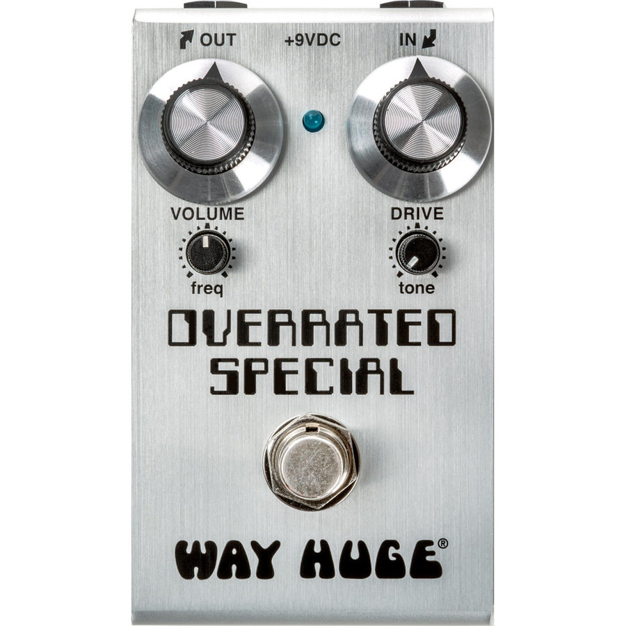 View larger image of Way Huge Smalls Overrated Special Overdrive Pedal