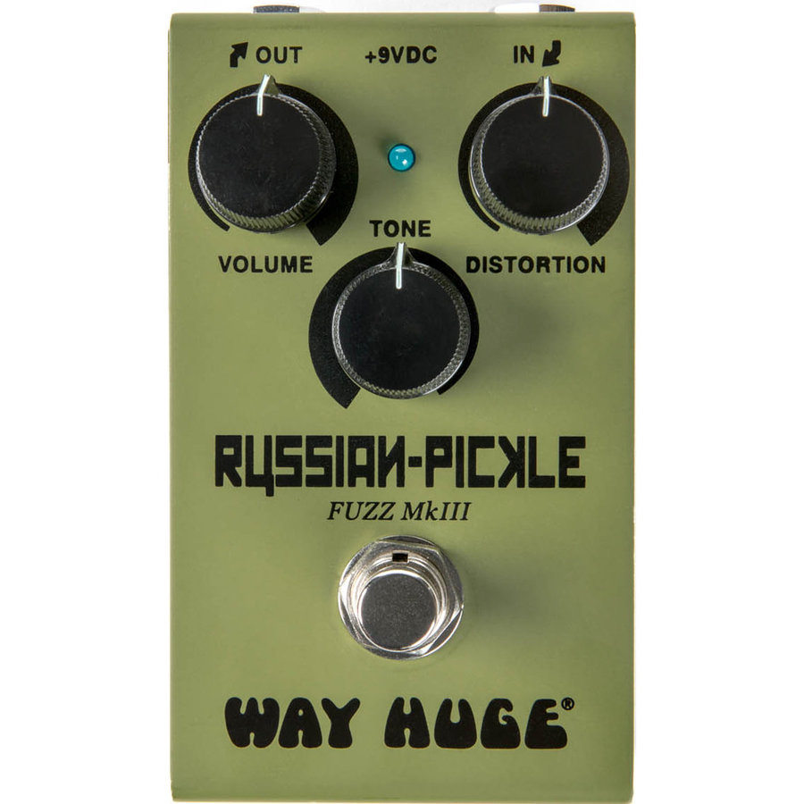 View larger image of Way Huge Smalls Russian Pickle Fuzz Pedal