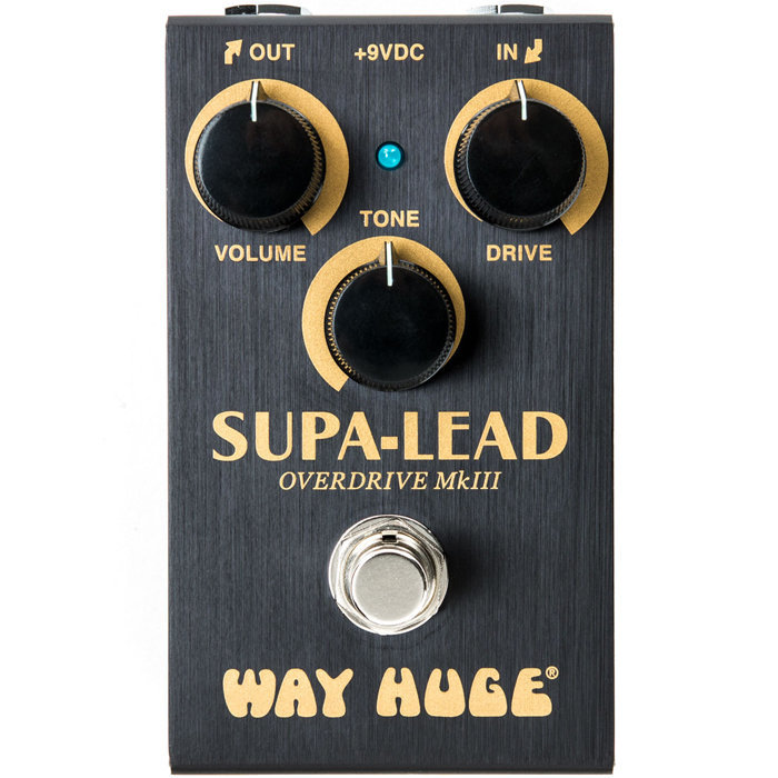 View larger image of Way Huge Smalls Supa-Lead Overdrive Pedal