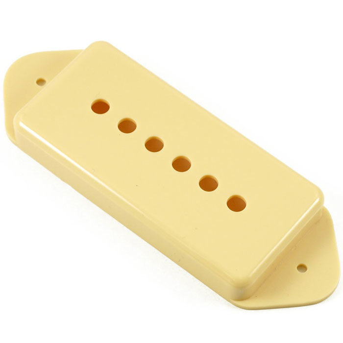View larger image of WD Les Paul Junior Pickup Cover - Cream