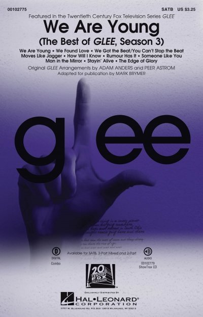 View larger image of We Are Young - The Best Of Glee Season 3 (Medley) 3PT Mixed Parts