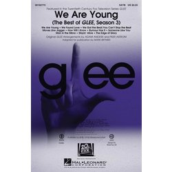 We Are Young - The Best Of Glee Season 3 (Medley) 3PT Mixed Parts