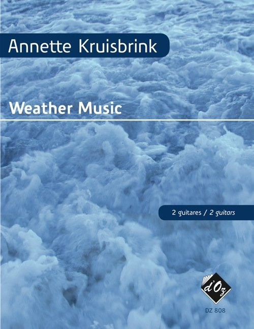 View larger image of Weather Music (Kruisbrink) - (Guitar Duet)