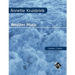 Weather Music (Kruisbrink) - (Guitar Duet)