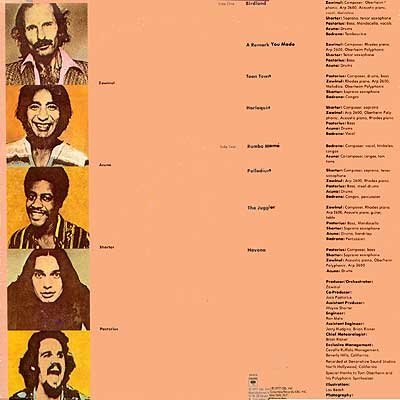 View larger image of Weather Report - Heavy Weather (Vinyl)