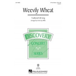 Weevily Wheat, 3PT Mixed Parts