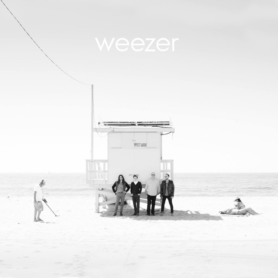 View larger image of Weezer - The White Album (Vinyl, Includes Digital Download, Black)