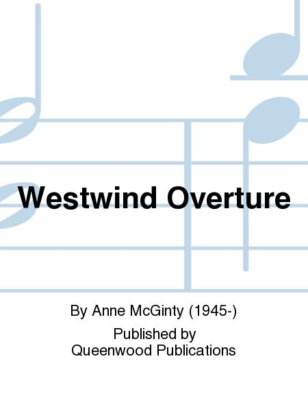 View larger image of Westwind Overture - Score & Parts, Grade 1