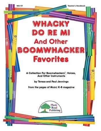 View larger image of Whacky Do Re Mi and Other Boomwhacker Favorites - Kit wCD