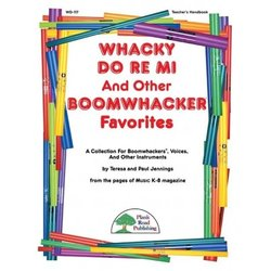 Whacky Do Re Mi and Other Boomwhacker Favorites - Kit wCD