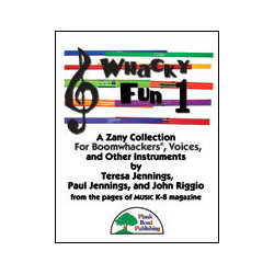 Whacky Fun 1 - Kit with CD