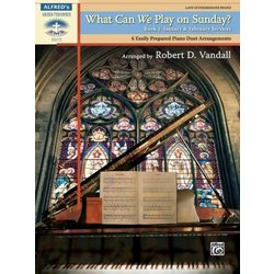 What Can We Play on Sunday? Book 1: January & February Services (1P4H)