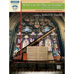 What Can We Play on Sunday? Book 2: March & April Services (1P4H)