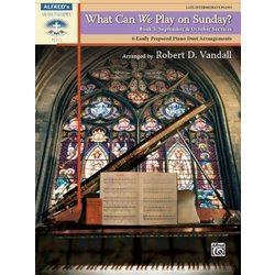 What Can We Play on Sunday? Book 5: September & October Services (1P4H)